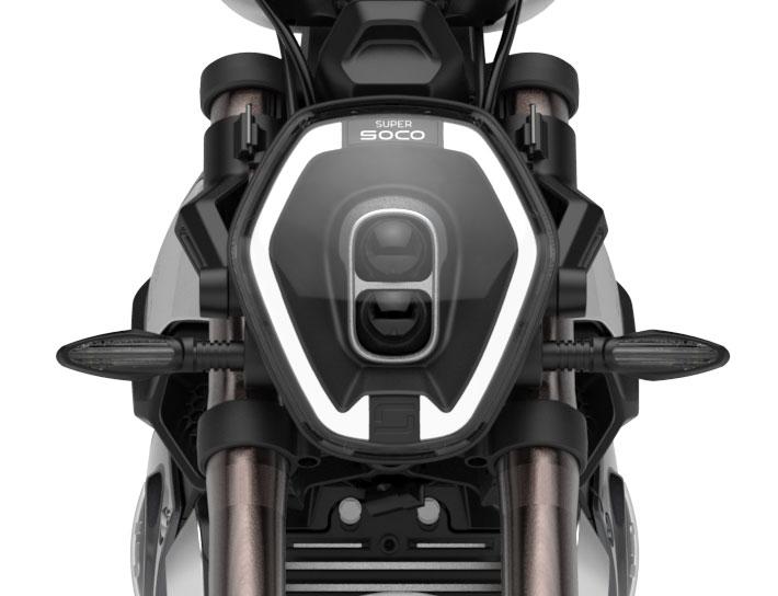 Super SOCO TSx elektromos motor